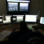 Überwachung der grünen Grenze mit Kameras