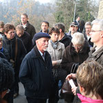 Präsident Markus Keiser gibt die letzten Anweisungen