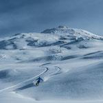 Top ski sous le Brévent !