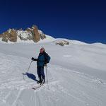 Abe au Col du Gros Rognon