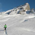 Ski plaisir à la descente