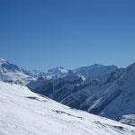 Les géants de Savoie, de l'élégant Mont Pourri à la Grande Casse