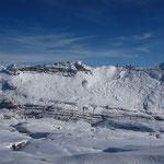Manque de neige sur Sales