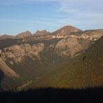 Avoriaz, perchée au-dessus de la vallée des Ardoisières