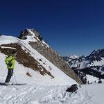 Pause au Col de Chavannais