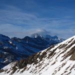 Le Mont Blanc fait l'âne