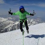 Encore de l'énergie pour un saut à 4810 m!