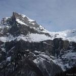 Les cascades de Pissevache et de la Lyre font grise mine ...