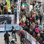 © Messe Essen // Testparcours fördern die Kaufbereitschaft der Messebesucher
