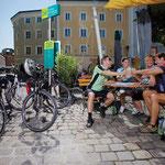 bike-energy präsentiert auf der EUROBIKE in Friedrichshafen das Universal-Ladesystem