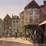 Het Wed, Utrecht. Aquarel. 35 x 50 cm. Huwelijkscadeau