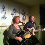 Maeve Kelly und Jens Lucht