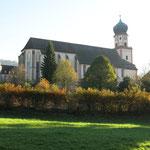 St.Trudpert abbey, Münster valley
