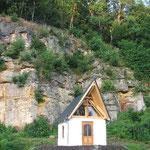 Die neue Kapelle in Rathmannsdorf