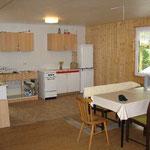 die Küche am 1. Juli