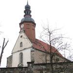 Kirche in Reinhardtsdorf