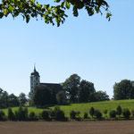 Papstdorfer Kirche