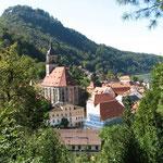 Einmarsch in Königstein