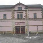 . . . NATIONALPARK Bahnhof Bad Schandau