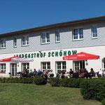 XXL-Portionen-Gaststätte in Schönow