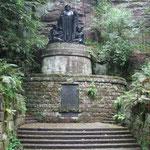 Richard Wagner im Liebethaler Grund