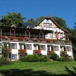 Hotelrestaurant auf dem Wolfsberg