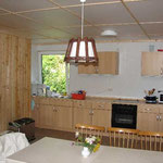 Die Küche ist fertig!