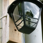 neue Außenlampen