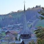 Kirchturm von Reichenbach