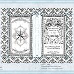 BOOK DESIGN: Lady Sabre Kickstarter Reward