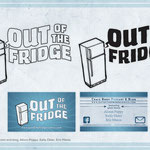 LOGO DESIGN: Out of the Fridge comics podcast and blog