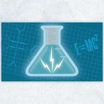 BRANDING DESIGN: Science & Wonder, Lacey, WA Business Card (Back)