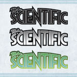 "LOGO DESIGN: ""Ms. Scientific"" © Matt Sturges"