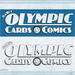 LOGO & BRANDING DESIGN: Gabi's Olympic Cards & Comics, Lacey WA