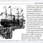 BOOK DESIGN: Lady Sabre Kickstarter Reward Sample Page
