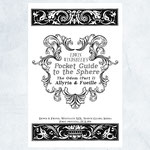 BOOK DESIGN: Lady Sabre Kickstarter Reward Frontis Page