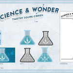 BRANDING DESIGN: Science & Wonder, Lacey, WA
