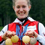 Medaillen WM 2014