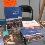 """Dédicace de """"Couleurs d'alizés"""" - Salon Etonnants Voyageurs - St Malo - 2011"""