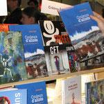 """Dédicace de """"Couleurs d'alizés"""" à la Foire du Livre de Bruxelles - 2011"""