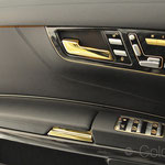 24 Karat Vergoldung: Mercedes-Benz