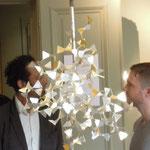 Kunstobjekte Lichtobjekt