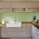 Küchenzeile in U- Form