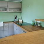 Oberplatte des Küchentresens