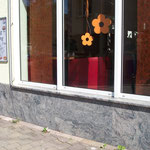 Unempflindliche Außenfassade mit Granit
