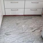 Naturstein - schmutzunempflindlich und leicht zu reinigen