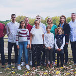 Séance famille - week-end familial