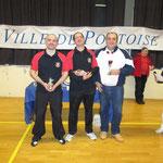 Concours salle de Pontoise les 30 Novembre et 1er Décembre 2013