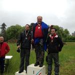 Championnat départemental Campagne de Viarmes les 16 et 17 Mai 2015