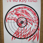 Carte Tir du Roy 2013